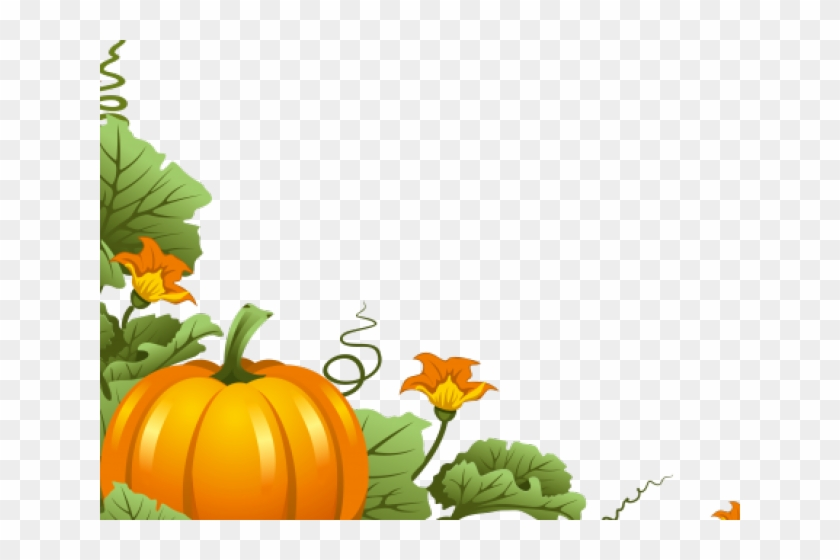 Decorative Border Clipart Thanksgiving.