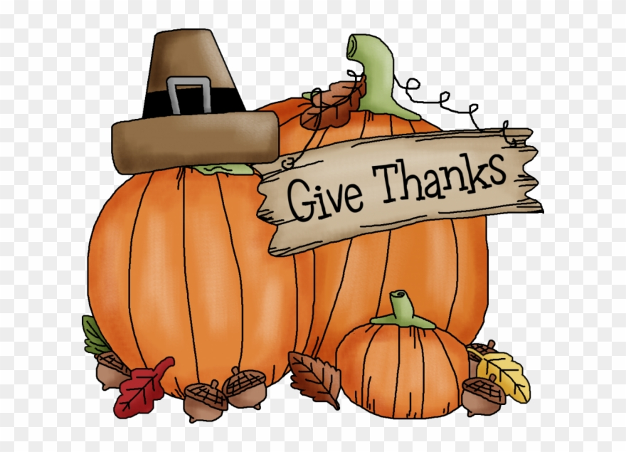 Thanksgiving Week Clipart Png Free Download.