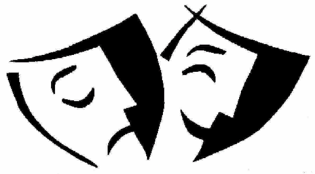 Free Theater Masks, Download Free Clip Art, Free Clip Art on Clipart.