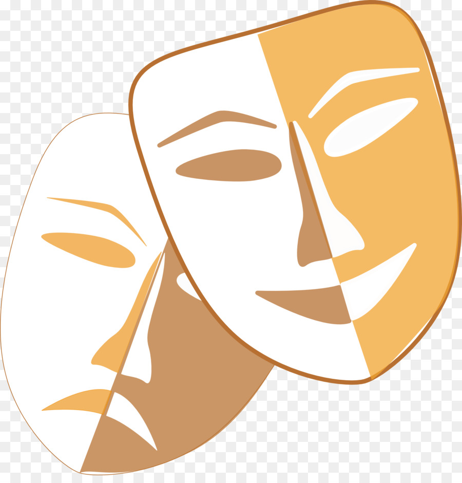 Theatre, Drama, Mask, Play, Art, Face, Nose, Head, Smile, Line, Font.