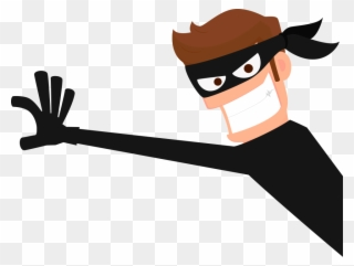 Free PNG Thief Clip Art Download.