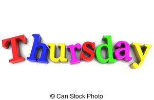 Thursday clipart free 4 » Clipart Portal.