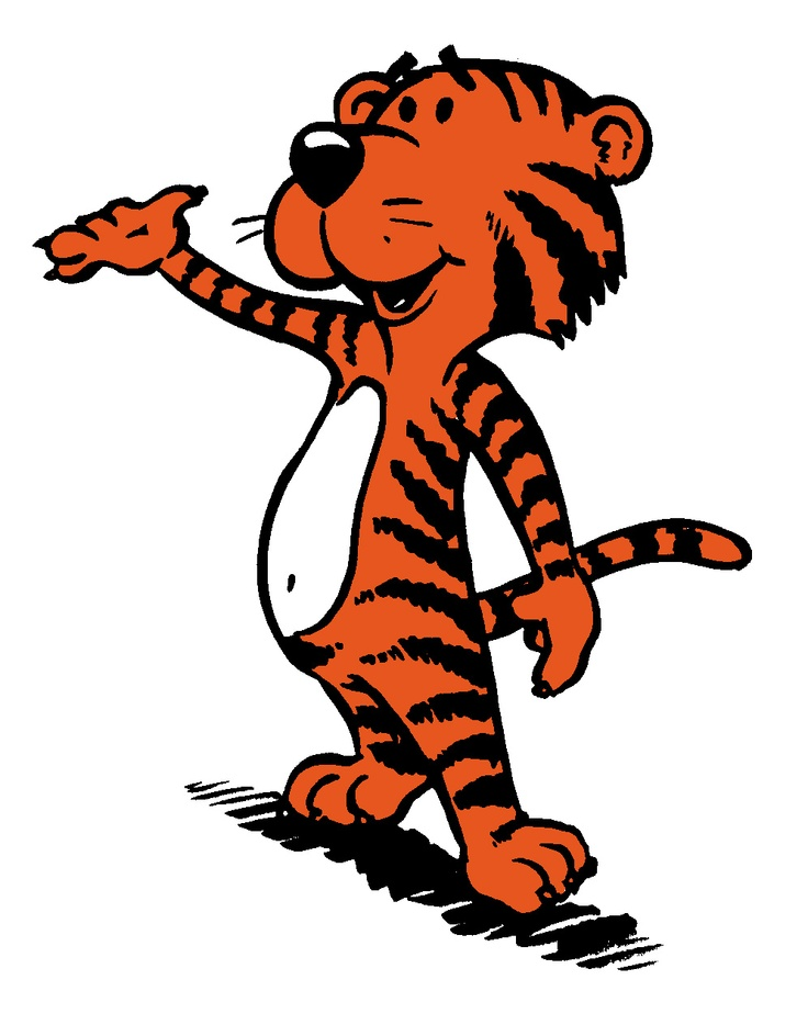 Tiger Cub Scout Clip Art N25 free image.