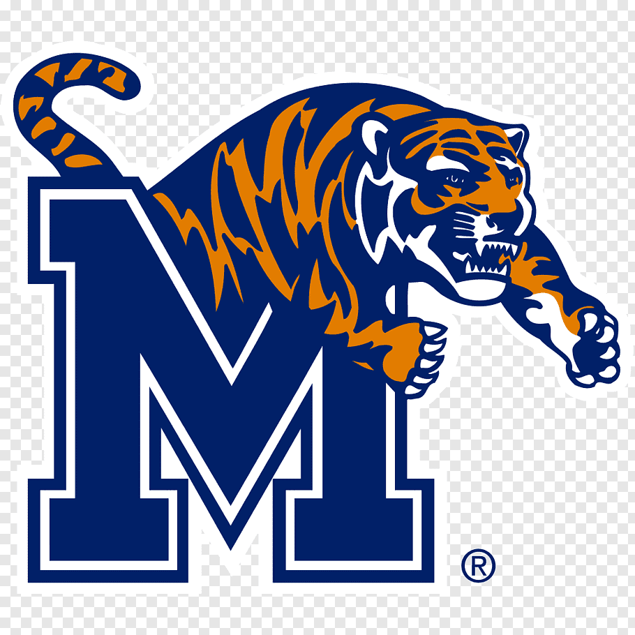 American Football, University Of Memphis, Memphis Tigers.