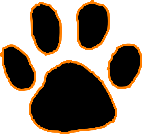 Tiger Paw Clipart Group (+), HD Clipart.
