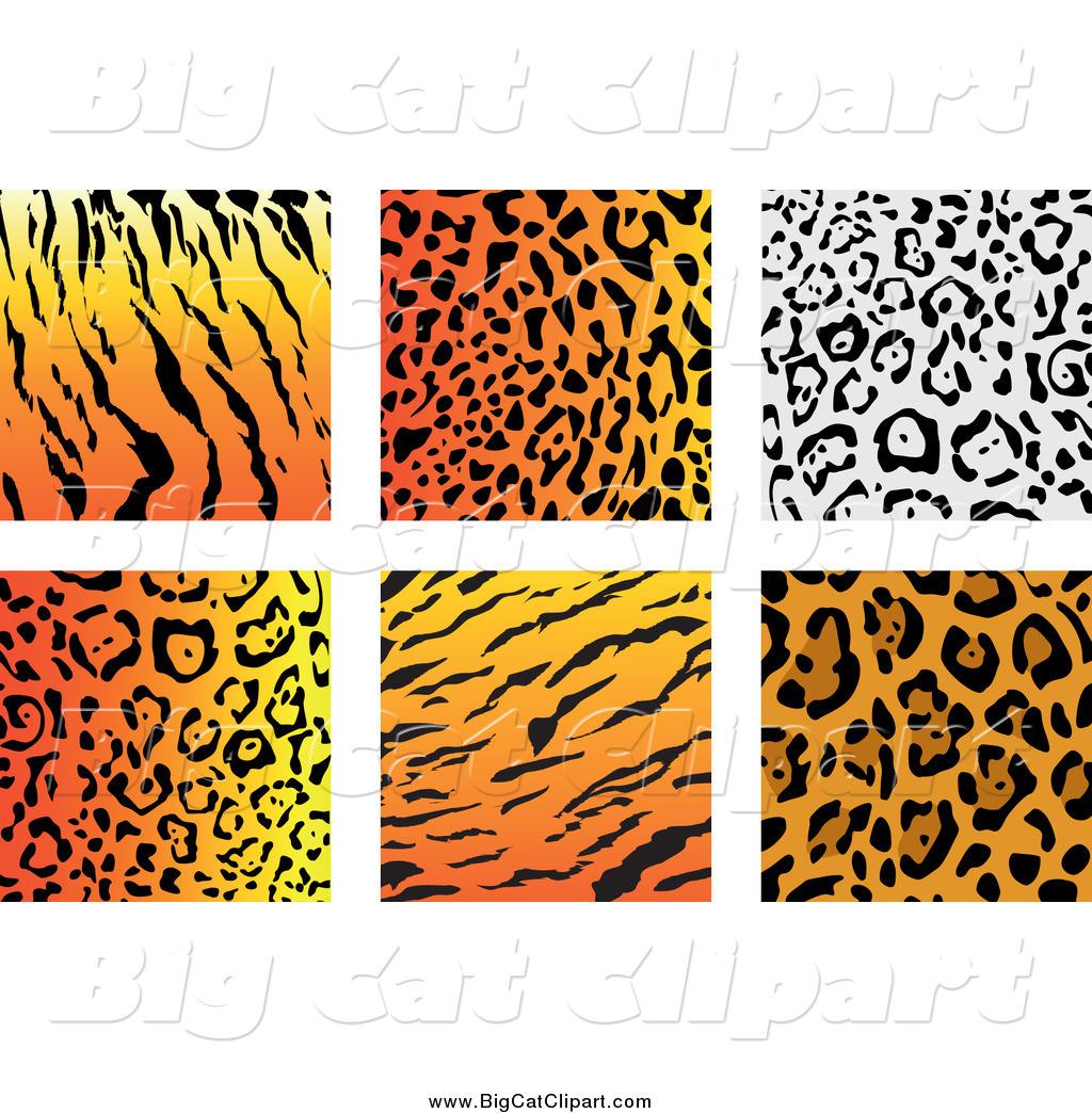 Royalty Free Tiger Pattern Stock Big Cat Designs.