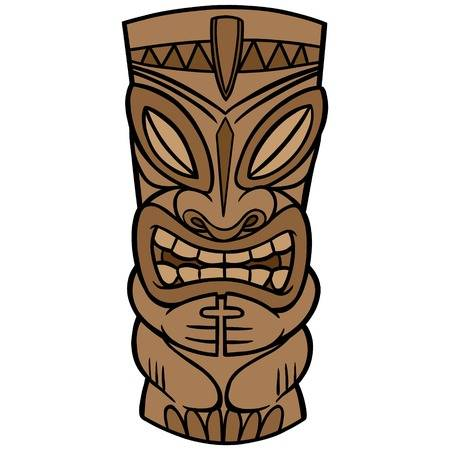 3,270 Tiki Cliparts, Stock Vector And Royalty Free Tiki Illustrations.