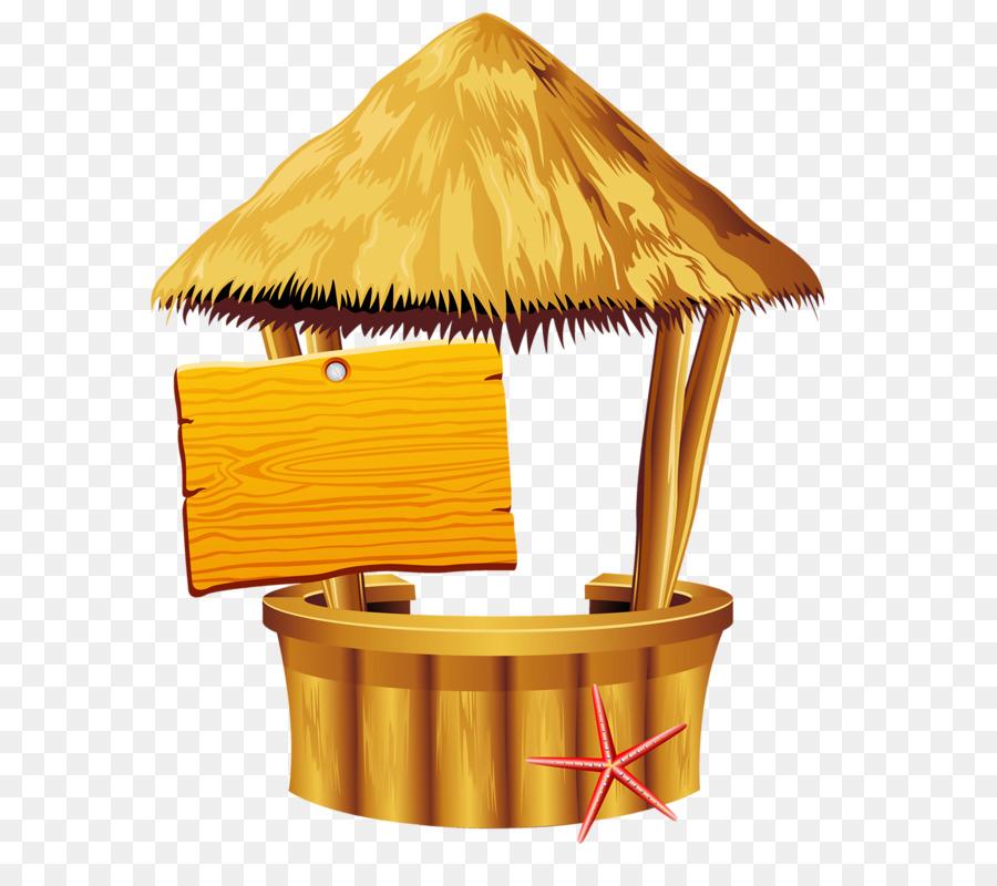 Tiki Yellow png download.