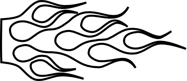 Flames Clip Art to Download.