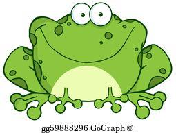 Toad Clip Art.