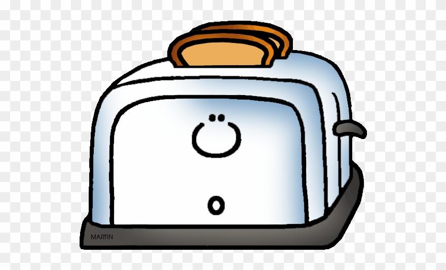 Toast Clipart Toaster Oven.