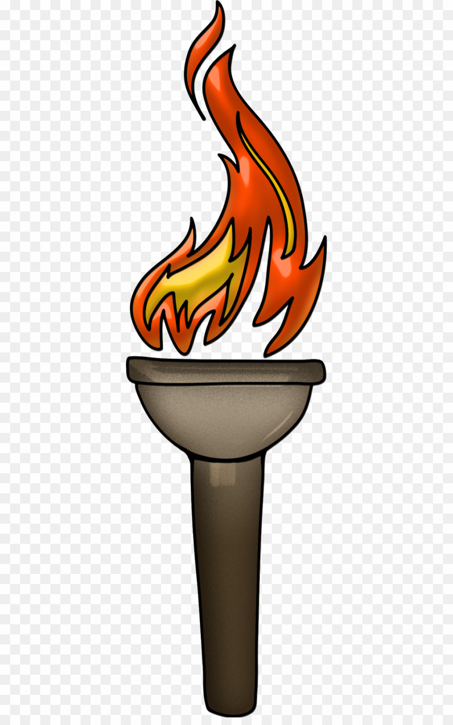 Torch PNG Torch Clipart download.
