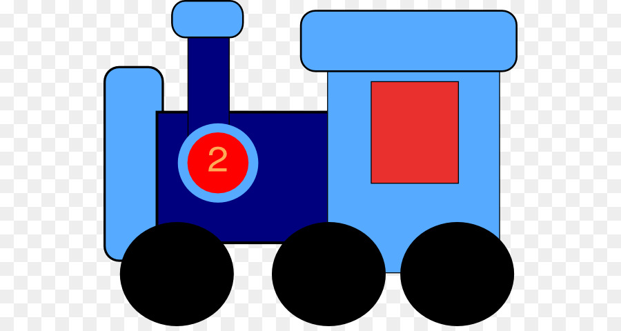 Train Cartoon png download.