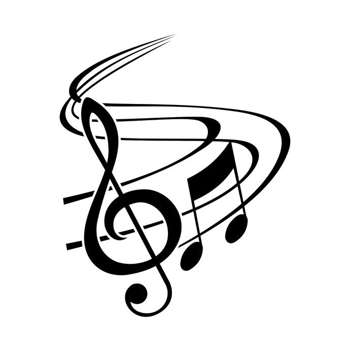 Music Notes Transparent Free PNG.