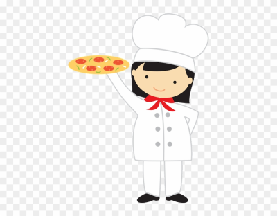 Download Free png Woman Pizza Maker Thank You For The Pizza Free.