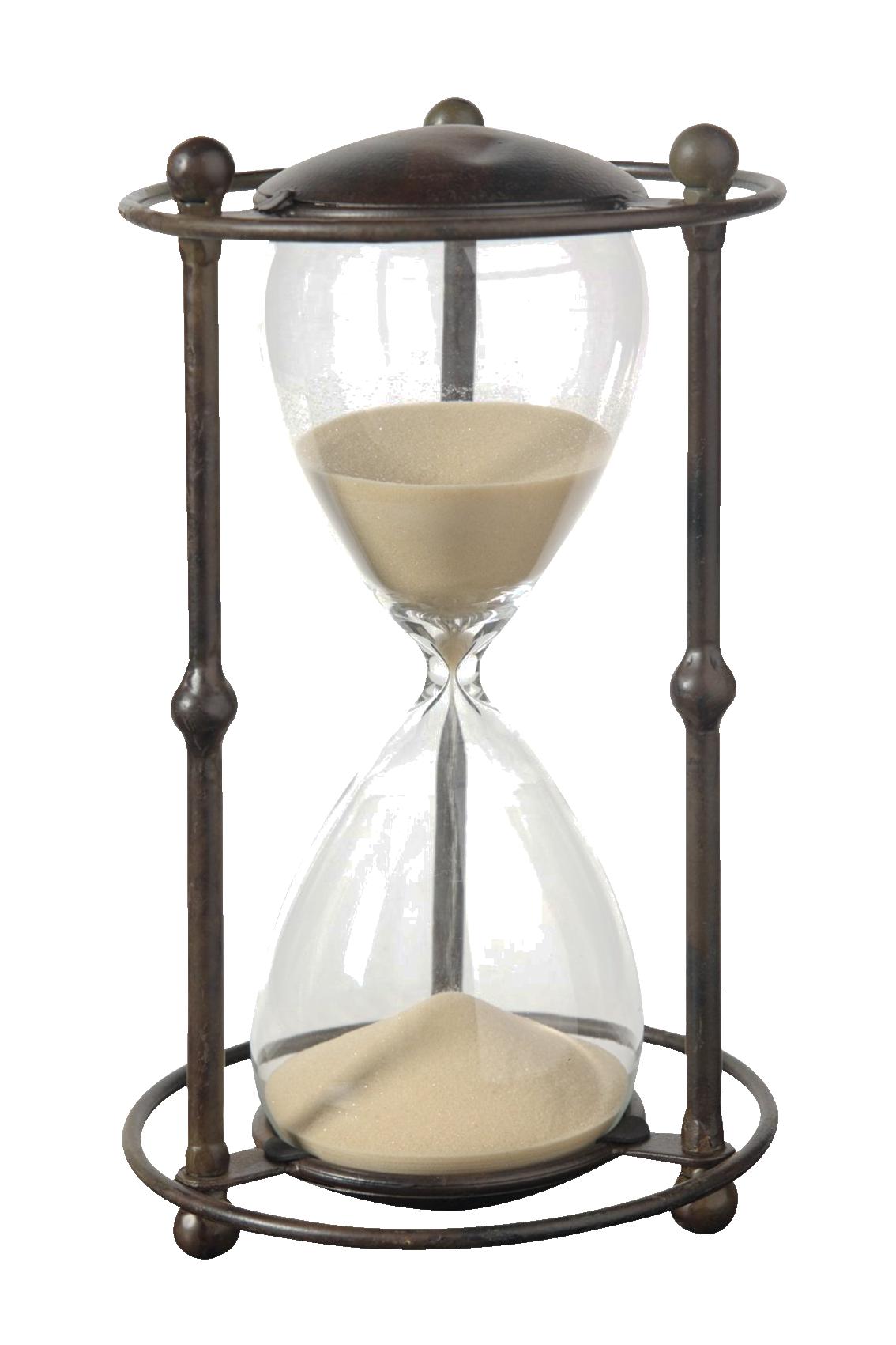 Hourglass PNG Image.