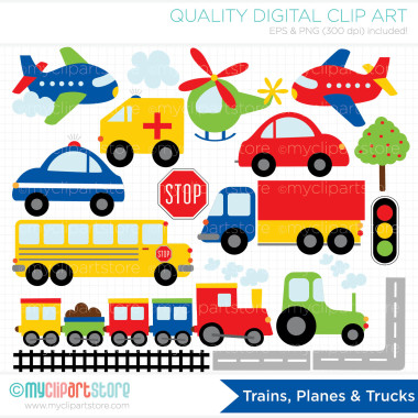Transportation clipart free download 5 » Clipart Station.