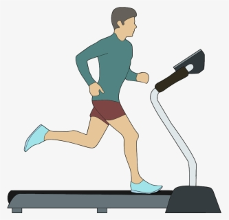 Free Treadmill Clip Art with No Background.