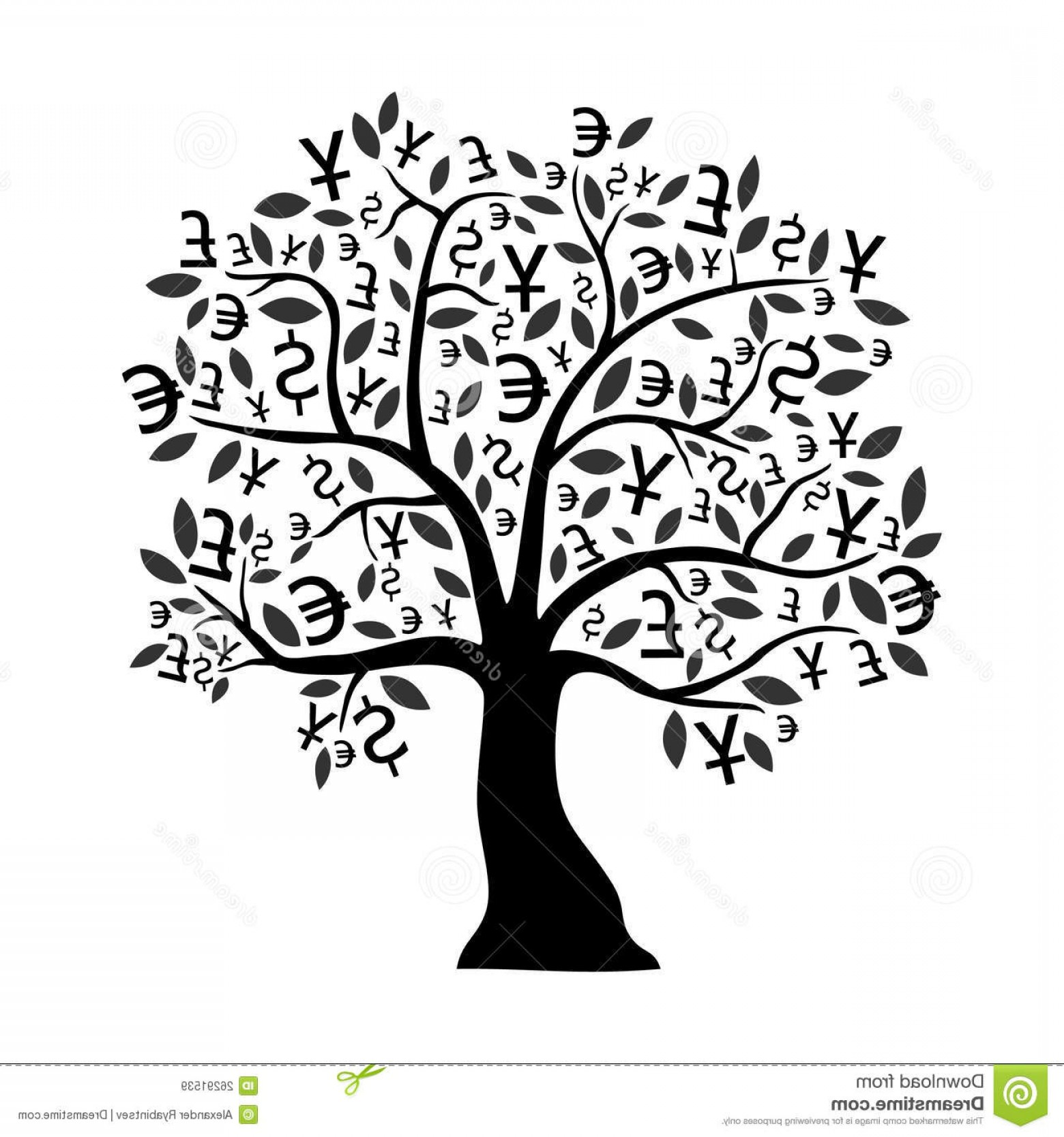 Free Tree Clipart Black And White (91+ images in Collection) Page 1.