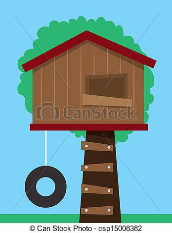 Vector of Tree House.