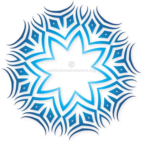 Free Tribal Vector Clip Art.