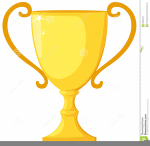 Cup Trophy Clipart.