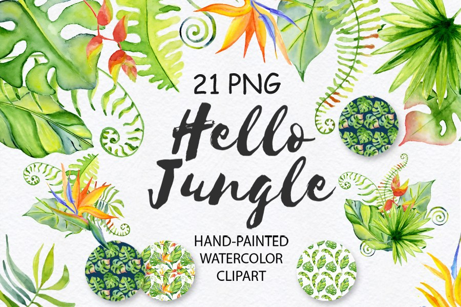 Tropical clipart free 5 » Clipart Station.