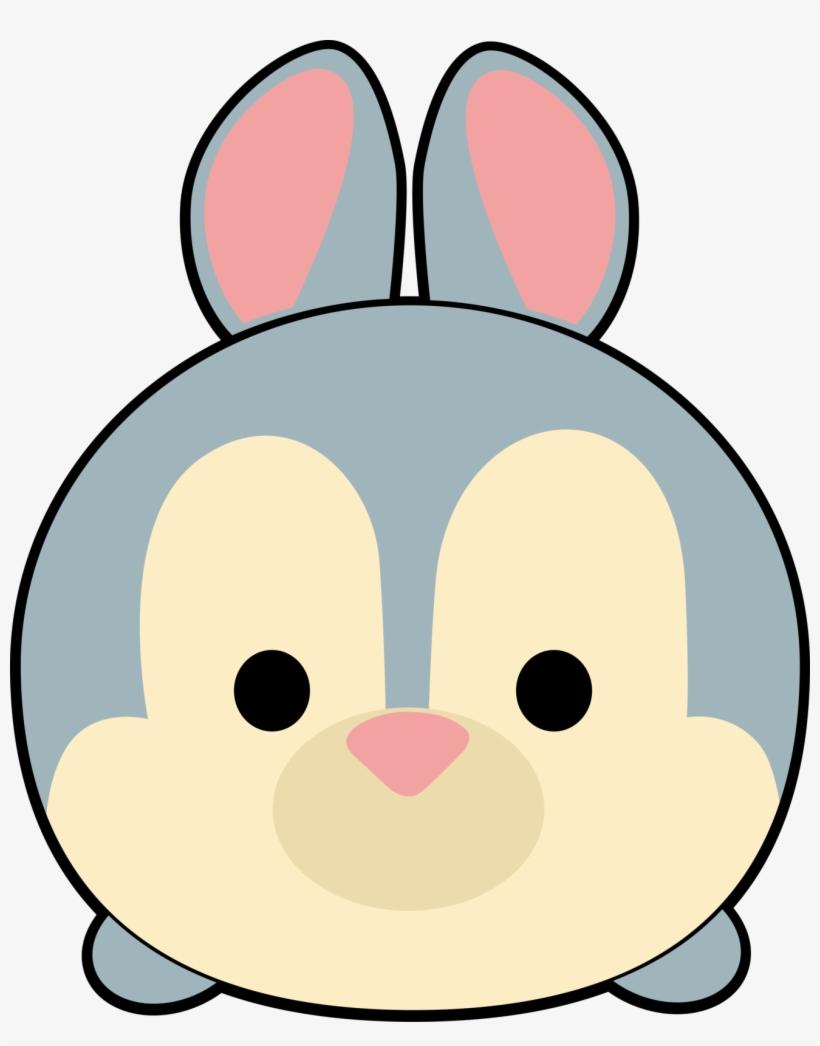 Tsum Tsum Clipart.