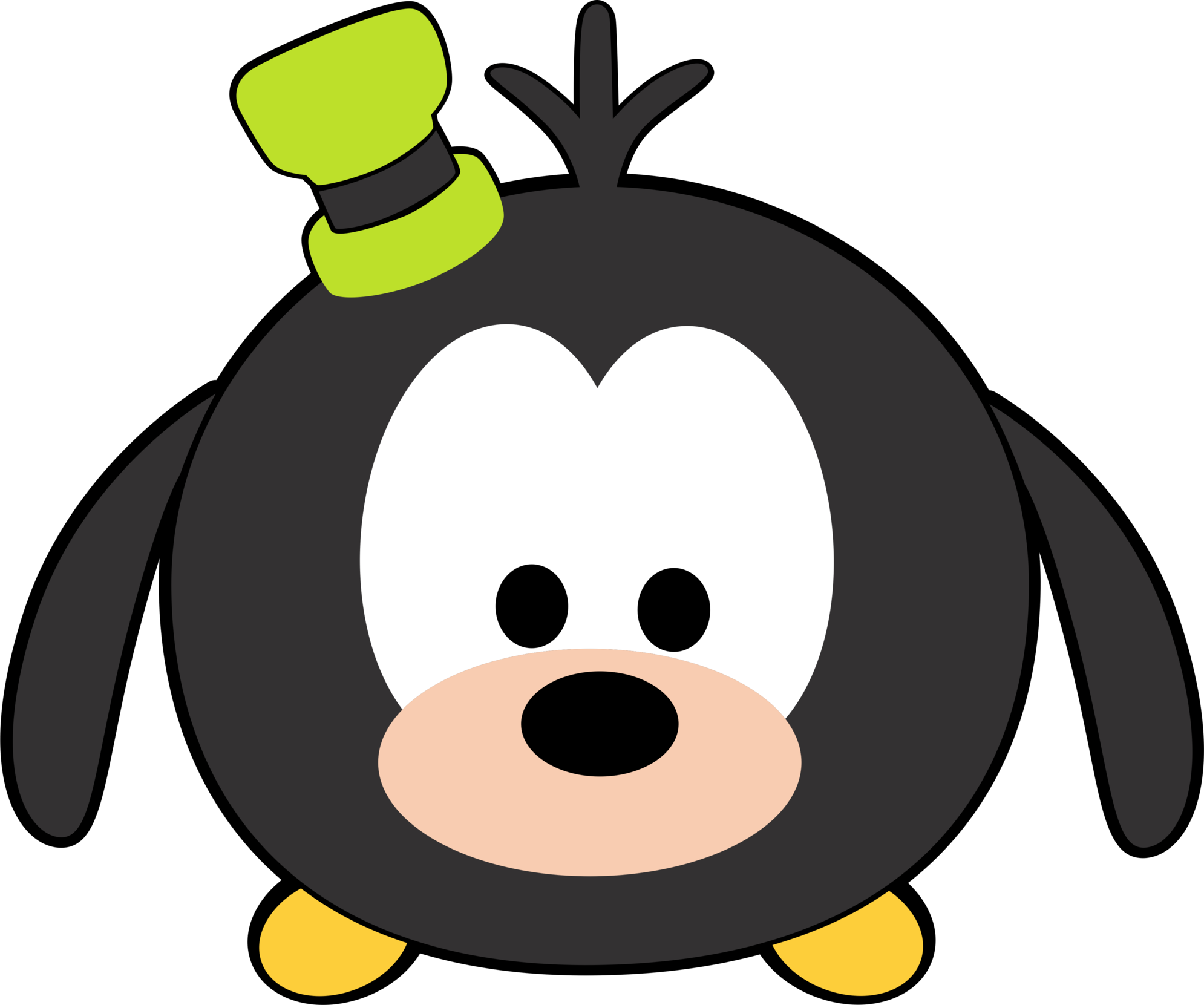 Disney Tsum Tsum Clipart 6.