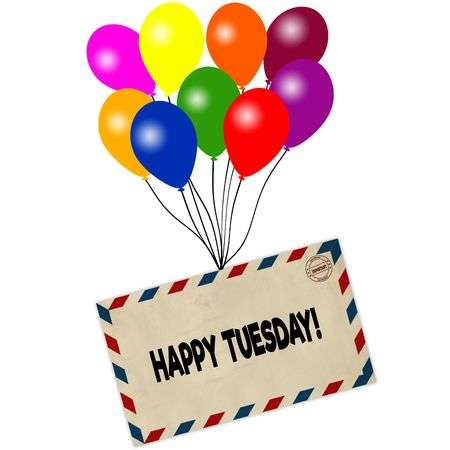 1,818 Happy Tuesday Stock Illustrations, Cliparts And Royalty Free.