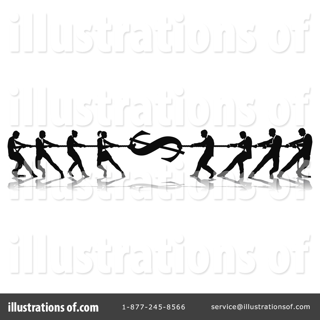 Tug Of War Clipart #1065292.