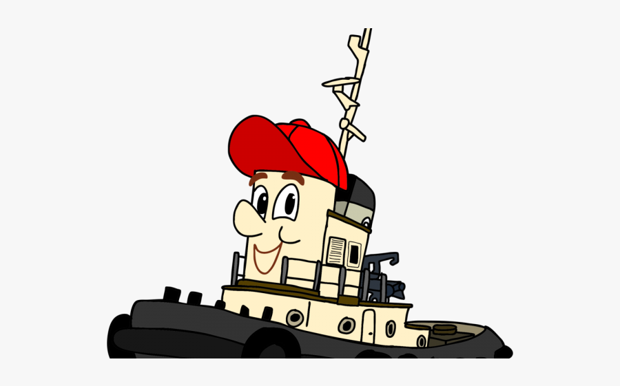 Theodore Tugboat Clipart , Free Transparent Clipart.