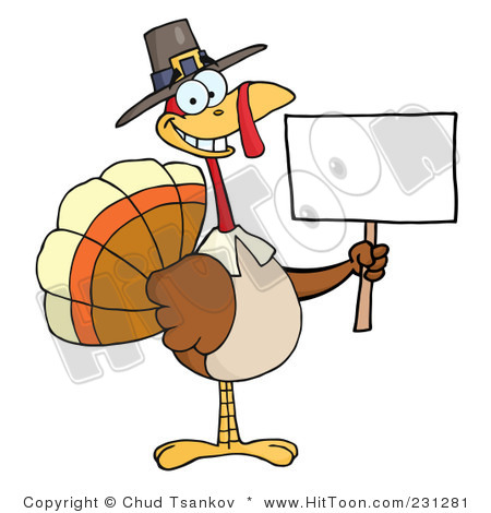 Free Turkey Clipart Images.