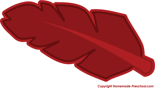 267 Turkey Feather free clipart.