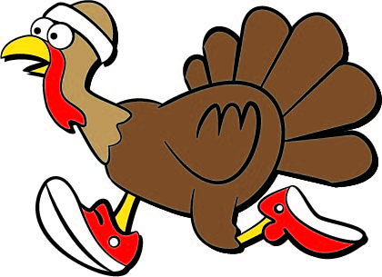 Turkey trot clipart 2 » Clipart Station.