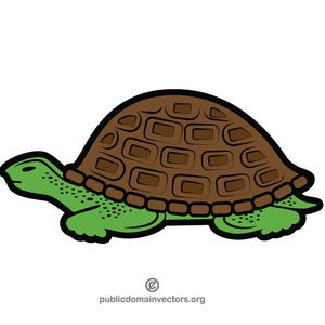81 turtle free clipart.