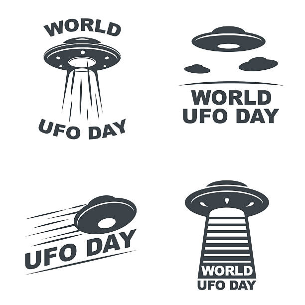 Best Ufo Illustrations, Royalty.