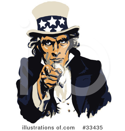 Uncle Sam Clipart #1069676.