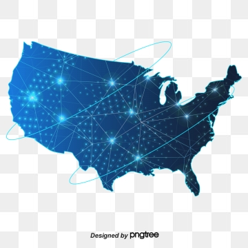 United States Map Png, Vector, PSD, and Clipart With Transparent.