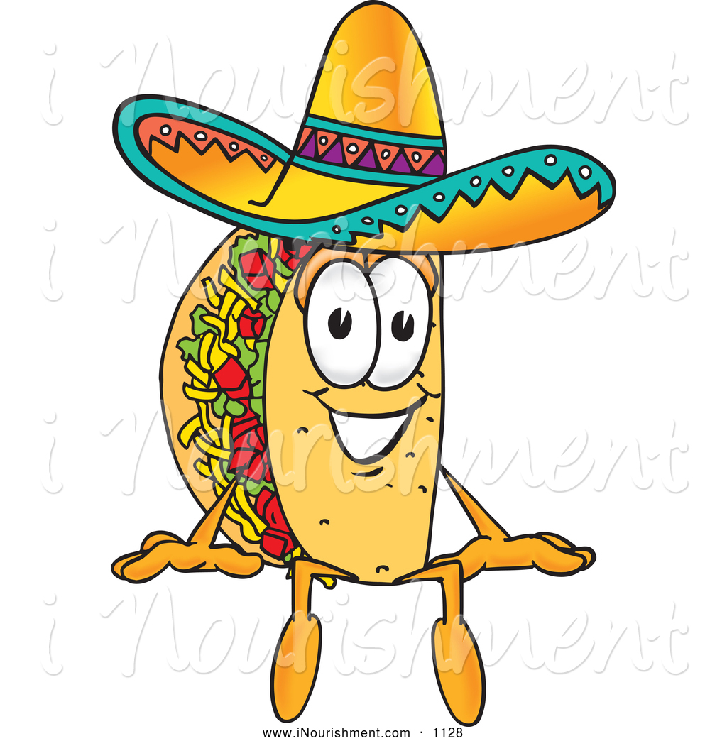 Royalty Free Mexican Food Stock Nourishment Designs.