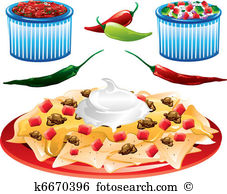 Mexican food Clip Art EPS Images. 4,198 mexican food clipart.