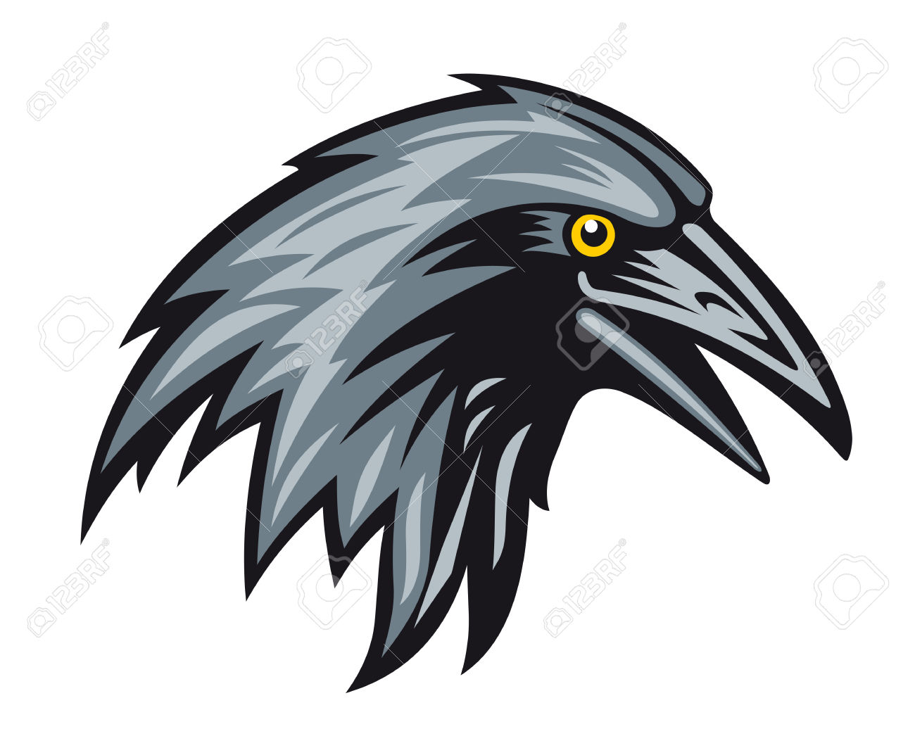 7,184 Raven Stock Vector Illustration And Royalty Free Raven Clipart.