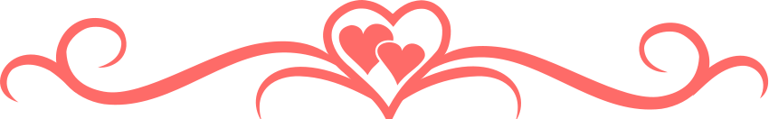 Hearts Border Clipart.
