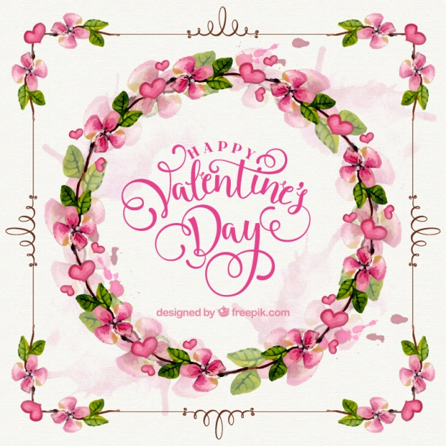 Flower Wreath Vectors, Photos and PSD files.