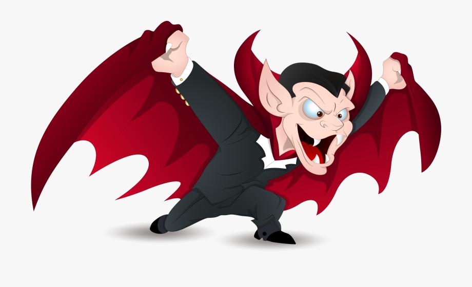 Count Dracula Vampire Royalty Free Clip Art.