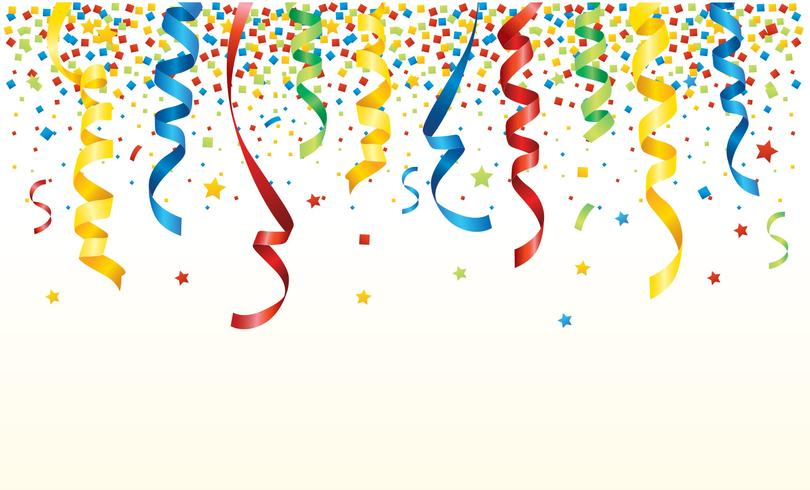 Celebration Background Free Vector Png.