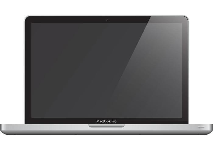 MacBook Pro Vector.
