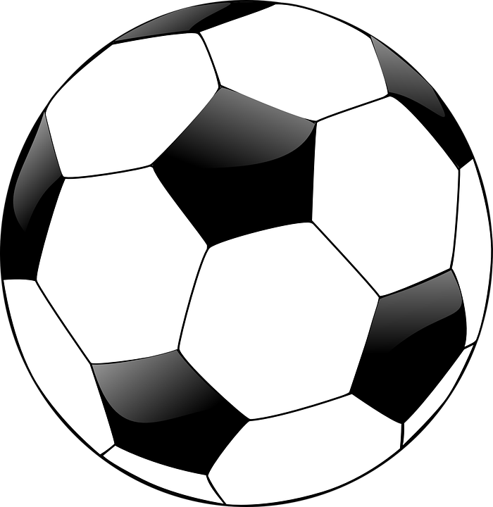Free vector graphic: Football, Soccer, Ball, Sport.
