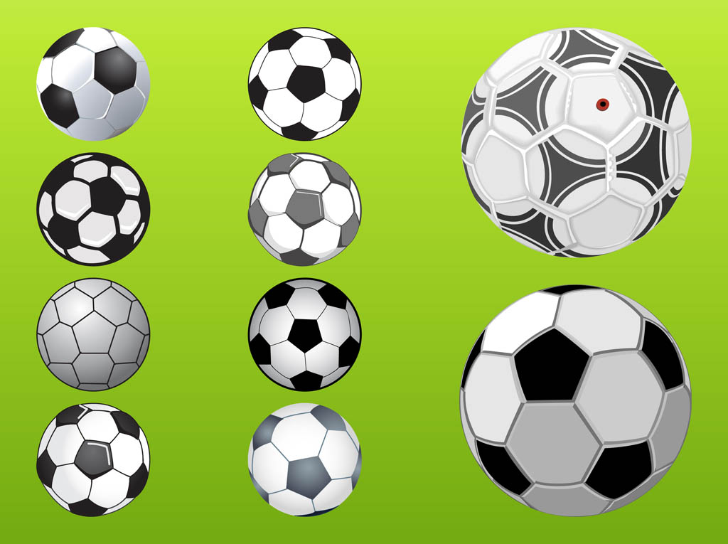 Free Vector Clipart Soccer Ball.