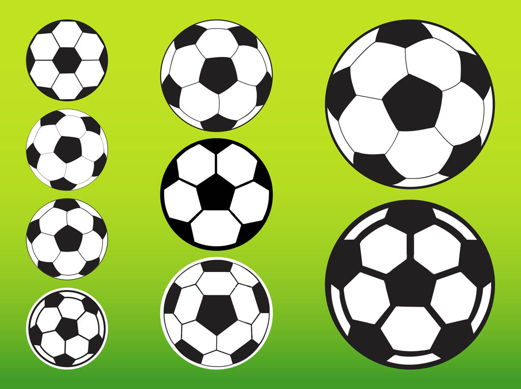 free vector clipart soccer ball #20